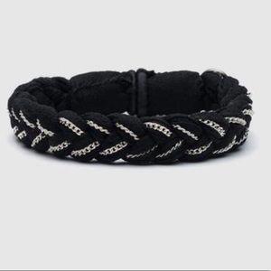 Mignonne Gavigan bracelet/extender - black